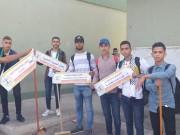 بالصور.. الشبيبة الفتحاوية تنظم يومًا تطوعيًا لتنظيف المدارس في رفح