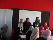 مجلس المرأة ينظم لقاءً حول منهجية التغيير والتطوير في غزة