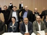 """""""القائمة العربية المشتركة"""" : لا نستبعد التحالف مع """"غانتس"""" بعد الانتخابات"""
