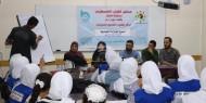 """صور.. تيار الإصلاح يطلق دورة """"المهارات القيادية"""" شمال غزة"""