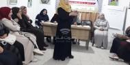 """صور.. مجلس المرأة يعقد لقاءً توعوياً في شمال غزة حول """"واقع الخريجين"""""""