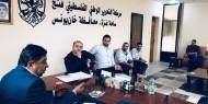 صور|| تيار الإصلاح يعقد لقاءً بخانيونس لمناقشة إحياء ذكري عرفات