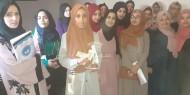 بالصور.. الشبيبة الفتحاوية تواصل حملة التصوير المخفض في جامعات غزة