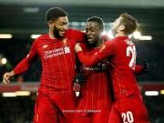 بالفيديو.. ليفربول ينتزع فوزاً جنونياً على أرسنال في مبارة الـ10 أهداف