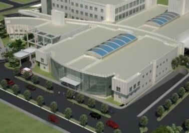معدات المستشفى الميداني الأمريكي تصل قطاع غزة