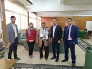 بالصور.. تيار الإصلاح يهنيء العميد الجديد لمعهد الدراسات الآسيوية بالزقازيق