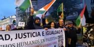 بالصور.. تيار الإصلاح يشارك في مسيرة مدريد السنوية ضد العنصرية