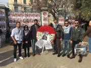 بالصور.. تيار الإصلاح يحيي ذكرى الإنتفاضة الطلابية ضد الديكتاتورية في اليونان