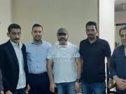 """تيار الإصلاح يزور """"مرضى غزة"""" في القاهرة"""