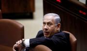"""نتنياهو لـ""""حماس : """"إما الهدوء التام او توجيه ضربة لم يحلموا بها"""" وهذا شرطنا للتهدئة .."""