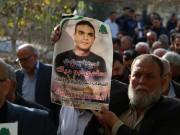الآلاف يشاركون في بيت عزاء الشهيد سامي أبودياك بجنين
