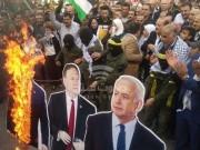 مسيرات غضب في خانيونس وشبان يواجهون جيش الاحتلال قرب السياج الفاصل شرق خزاعة