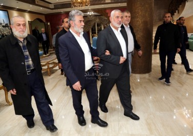 تقدير إسرائيلي : التسوية بغزة ستمنح حماس فرصة تثبيت سلطتها