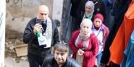 شاهد.. النائب جهاد طمليه يتفقد جرحى مواجهات مخيم الأمعري
