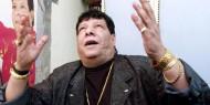 إسرائيل تعلق على وفاة الفنان شعبان عبد الرحيم