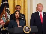 هل تصبح كيم كارداشيان سيدة أمريكا الأولى؟