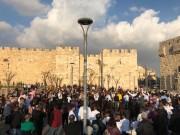 محاولات قمع واعتقالات خلال احتفالات التجمع الوطني المسيحي باعياد الميلاد في القدس المحتلة