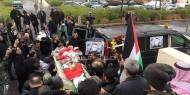 شاهد.. تشييع جثمان الشهيد الأسير سامي أبو دياك في الأردن
