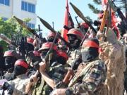 المقاومة الوطنية تنشر فيديو 'المرصاد' لوحداتها العسكرية