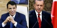بالفيديو  : عباس يحتمي بأردوغان والإخوان لإقصاء دحلان