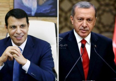 """فيديو.. الغول: ادعاءات """"نظام أردوغان"""" تصب في مصلحة """"دحلان"""""""