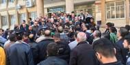 صور.. الشبيبة تشارك بوقفة منددة بالإعتداء على عميد شؤون طلبة جامعة الأزهر
