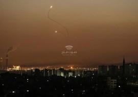 بث مباشر.. المقاومة تدك تل أبيب بمئات الصواريخ