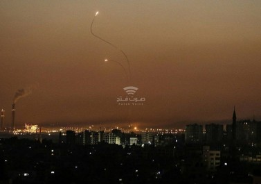 صفارات الإنذار تدوي في مستوطـنات غلاف غزة