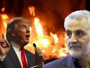 ترامب يقدم وصفاً درامياً للدقائق التي سبقت مقتل قاسم سليماني