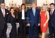 شاهد.. ثري عربي يتزوج ابنة ترامب