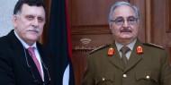 المشير حفتر: الجيش الليبي متمسك بمحاربة الإرهاب ونزع أسلحة المليشيات