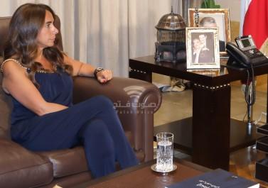 في سابقة أولى: أول إمرأة تتولى حقيبة الدفاع في لبنان والوطن العربي