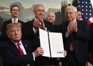 5 تنازلات مطلوبة من الفلسطينيين في صفقة القرن