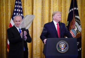 (34) مؤسسة فلسطينية أميركية : صفقة ترامب محاولة لفرض أجندة إسرائيلية متطرفة على الفلسطينيين