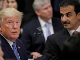"""الكشف عن دور قطر الخفي في وضع اللمسات الأخيرة لـ""""صفقة ترامب"""""""