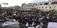 """الآلاف من أبناء شعبنا يشاركون في المهرجان المركزي المندد بـ""""صفقة القرن"""""""