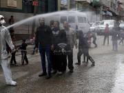 منظمة الصحة العالمية توصي بعدم رشّ المطهرات في الشوارع