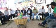 بالصور.. كتلة فتح البرلمانية تهنئ الأسير رامي عنبر بمناسبة الإفراج عنه
