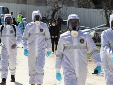"""9 وفيات و 270 إصابة جديدة بفيروس """"كورونا"""" بالضفة وغزة"""