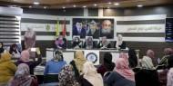بالصور.. مجلس المرأة - ساحة غزة يعلن عن بدء فعاليات المنتدى الثقافي الأول