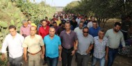 فيديو وصور|| تيار الإصلاح يزور عوائل الأسرى وسط غزة