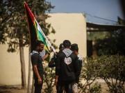 صور|| مجلس الشباب يطلق سلسلة مخيماته الكشفية في غزة