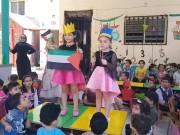 بالصور.. تيار الإصلاح ينظم يوم ترفيهي للأطفال في خانيونس