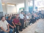 بالصور.. تيار الإصلاح يحيي الذكرى الـ13 لاستشهاد القائد صلاح العامودي في غزة