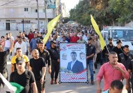 رويترز: قوات الأمن الفلسطينية تعتقل أنصار دحلان منافس عباس