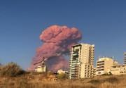 """شاهد.. """"خراب بيوت"""" أضرار في منازل فناني لبنان جراء انفجار بيروت الدامي"""