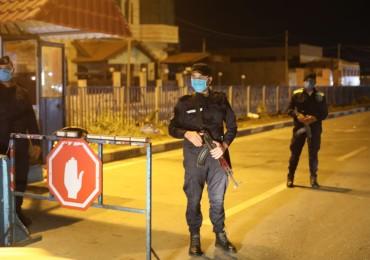 إغلاق منطقة حي الأمل في خانيونس بعد تسجيل إصابات بكورونا
