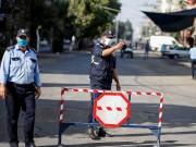 9 وفيات و611 إصابة جديدة في فلسطين