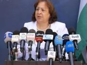 وزيرة الصحة: اتلاف 100 ألف مسحة بسبب سوء تخزينها قبل استلامها من قبل الوزارة