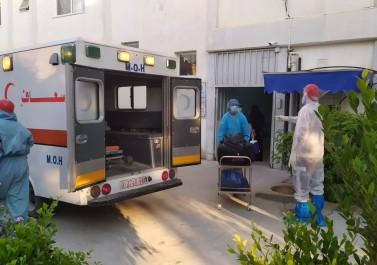 3 إصابات جديدة بكورونا في خانيونس والوسطى